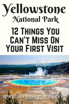 Experience the geysers of Yellowstone National Park with this list of hikes and viewpoints you can't miss -- written by a former park ranger! Yellowstone Nationalpark, Visit Yellowstone, Yellowstone Vacation, Yellowstone Park, Us National Parks, Grand Teton National Park, Voyage Usa, New Orleans, Las Vegas