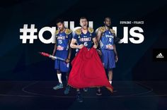 Cuentas pendientes: mira cómo anuncian el España-Francia de esta noche en el país galo... - @KIAenZona #baloncesto #basket #basketbol #basquetbol #kiaenzona #equipo #deportes #pasion #competitividad #recuperacion #lucha #esfuerzo #sacrificio #honor #amigos #sentimiento #amor #pelota #cancha #publico #aficion #pasion #vida #estadisticas #basketfem #nba