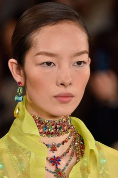 Check out some of the best runway accessories from Spring 2015 like Ralph Lauren, here: