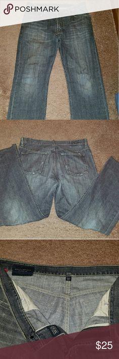 Banana Replubic straight leg Straight leg men jeans ^ 34 x 32 ^ Banana Republic Jeans Straight
