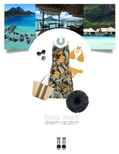 """""""Untitled #356"""" by soledestate ❤ liked on Polyvore featuring Bora Bora, SHE MADE ME, Bijoux de Famille, Pelle Moda, Rosantica and ALDO"""