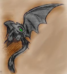 Seriously considering getting a toothless tattoo or something to do with How To Train You Dragon.
