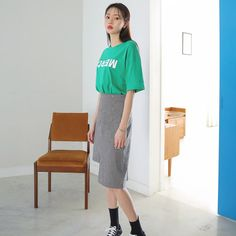 #envylook MERCI Inverted Text Print T-Shirt #koreanfashion #koreanstyle #kfashion #kstyle #stylish #fashionista #fashioninspo #fashioninspiration #inspirations #ootd #streetfashion #streetstyle #fashion #trend #style