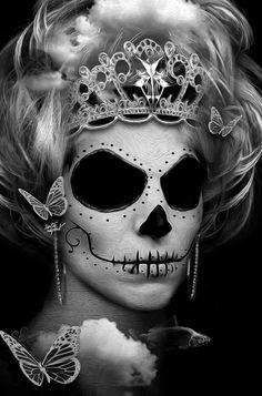 FANTASMAGORIK® BLACK QUEEN by obery nicolas, via Behance.