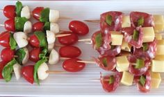 Recipe ideas for a successful Dinatory Aperitif - Diet and Nutrition Tapas, Diet Salad Recipes, Healthy Recipes, Diet And Nutrition, Paleo Diet, Tomate Mozzarella, Dieta Paleo, Snacks Für Party, Easy Salads