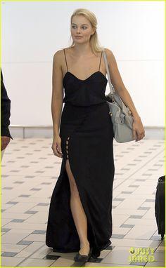 Margot Robbie + dress