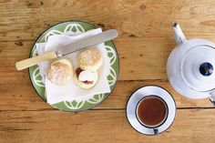 Scones. No need to add lemonade or buttermilk or anything like that. This is a classic, easy scone recipe. Delicious :)