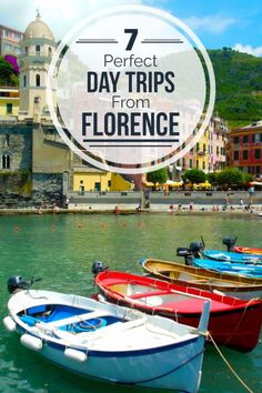 7 Day Trips From Florence