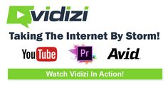See the new product that is Taking Internet Marketers, Video Editors, And YouTube Channel Creators By Storm!!  Vidizi