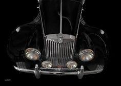 MG Midget TF in black for sale