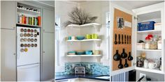 Kitchen Storage Spots You're Forgetting to Use - Kitchen Organization Tips
