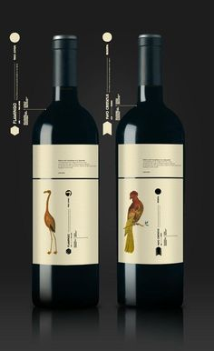 Discount Wine And Spirits Key: 2758222727 Wine Bottle Design, Wine Label Design, Wine Bottle Art, Wine Bottle Labels, Beverage Packaging, Bottle Packaging, Wine And Liquor, Wine And Beer, Impression Etiquette