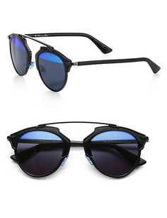 8cf9997dced8f Dior So Real 48MM Pantos Sunglasses Dior So Real Sunglasses