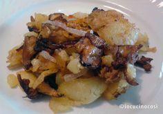 Patate mpacchiuse silane | Ricetta contorno calabrese | L'Italia nel piatto