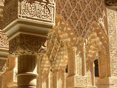 Peace and quiet in the Alhambra, Granada #Andalucia