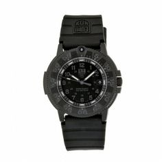 Luminox Mens Watch  Quartz movement Case diameter: 42 mm Casual watch Durable mineral crystal protects watch from scratches. Water-resistant to 200 M (660 feet)  Shop Luminox at Cornell's Jewelers.