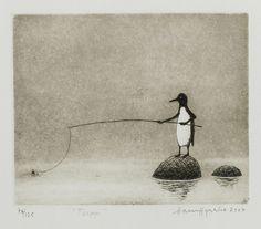 Hannu Hyrske, 'Tärppi' Creative Illustration, Graphic Illustration, Children Books, Sissi, Finland, Printmaking, Modern Art, Sculptures, Husband