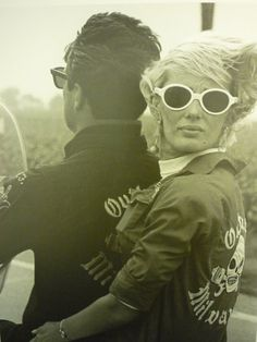 3af8165fb523 Photographer Danny Lyon followed and photographed the Chicago Outlaws  Motorcycle Club in the mid 60s Vintage