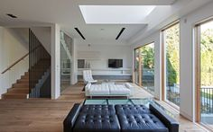 Tetris House in Toronto, Canada