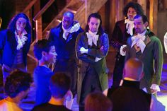 'Hamilton' Heads to Broadway in a Hip-Hop Retelling - The New York Times
