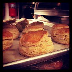 Buttermilk biscuits...