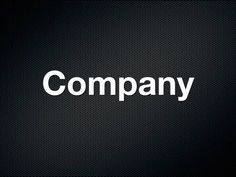 MCA Company Video