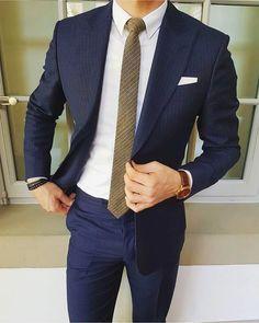 いいね!10千件、コメント40件 ― Men | Style | Class | Fashionさん(@menslaw)のInstagramアカウント: 「Dapper #menslaw」