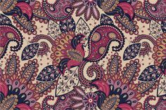 Seamless vector pattern by Sunny_Lion on Creative Market