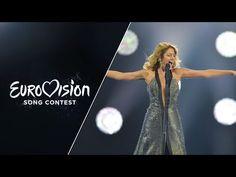 Maria Elena Kyriakou - One Last Breath (Greece) - LIVE at Eurovision 2015: Semi-Final 1 - YouTube - SHE IS AMAZING