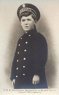 Tsarevich Alexei Rmanov
