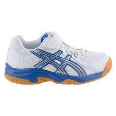 Asics Gel Doha GS JR teremcipő gyerek fehér,kék Doha, Asics, Sneakers, Sports, Tennis, Hs Sports, Sport, Sneaker