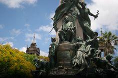 Praça da Matriz - Porto Alegre, RS