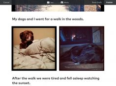 Storehouse – A Free iPad App for Visual Storytelling