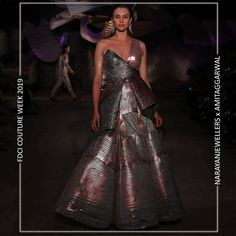 """Narayan Jewellers delightfully launched the new bridal collection in association with ace Designer Amit Aggarwal for """"Lumen"""" Couture 2019 at fdciofficial. Bridal Collection, Fashion Show, Product Launch, Jewels, Couture, Jewellery, Design, Jewelery, Jewelry Shop"""