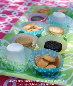After School Snack Display