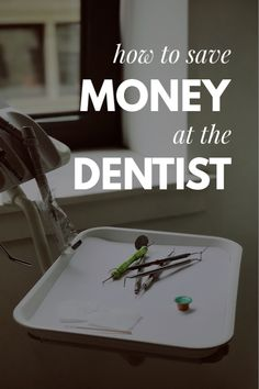 5 ways to save money at the dentist - Finance tips, saving money, budgeting planner Dental Health, Dental Care, Dental Braces, Ways To Save Money, Money Saving Tips, Dental Costs, Dental Insurance Plans, Dental Procedures, Savings Planner