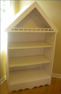Doll House Bookcase By Fallentreefurnishing On Etsy 350 00