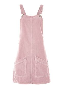 Carousel Image 0 Denim Pinafore Outfit, Cord Pinafore Dress, Suede Leather, Corduroy, New Dress, Casual Dresses, Winter Outfits, Winter Clothes, Signature Style