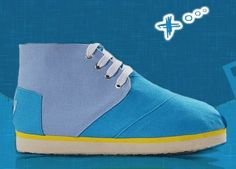 Toms summer new high state Blue and gray Tape