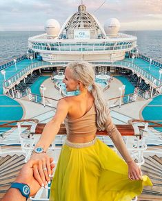 5 Ways OceanMedallion Makes Princess the Best Cruise For First Timers Cancun Outfits, Summer Cruise Outfits, Vacation Outfits, Vacation Shirts, Vacation Ideas, Vacation Pictures, Vacation Quotes, Vacation Destinations, Vacation Humor