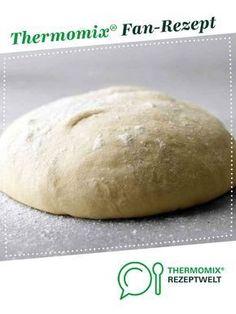 der pefekte Pizzateig (ital. Familienrezept) von Flensburger Jung. Ein Thermomix ® Rezept aus der Kategorie Backen herzhaft auf www.rezeptwelt.de, der Thermomix ® Community.