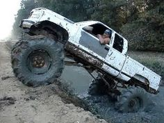 jacked up trucks mudding Lifted Chevy Trucks, Jeep Truck, 4x4 Trucks, Diesel Trucks, Cool Trucks, Custom Trucks, Muddy Trucks, Custom Cars, Silverado 4x4