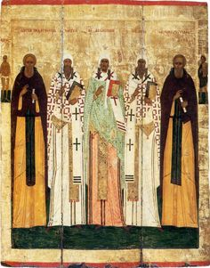 Information on the lives of many Orthodox Christian saints commemorated during the liturgical year with icons pertaining to that saint or feastday. Russian Icons, Russian Art, Russian Orthodox, Orthodox Christianity, More Icon, Orthodox Icons, St Michael, Sacred Art, Religious Art