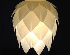 printable model Pine Cone Lampshade light lamp lampshade, available formats STL, ready for animation and other projects Wooden Hammock, Office Lamp, 3d Printable Models, Energy Saver, Light Fittings, Lamp Design, Pine Cones, Lamp Light, 3 D