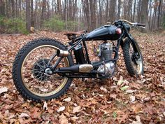 BSA 441 Board Tracker - RocketGarage - Cafe Racer Magazine