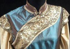 Beautiful detailed garment
