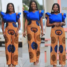 If you're a true fashionista, you're definitely a big fan of the Ankara print and can't get enough of this vibrant and pretty fabric. You likely own a dozen of Ankara items, from fabulous dresses to gorgeous jumpsuits.Ankara trouser styles are another great way to spot your favorite Nigerian...