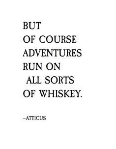 Xx. #atticuspoetry #whiskey