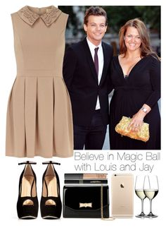 """Believe in Magic Ball with Louis and Jay"" by mmbrambilla ❤ liked on Polyvore"