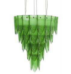 Brilliant new chandelier by Tord Boontje & Emma Woffenden.